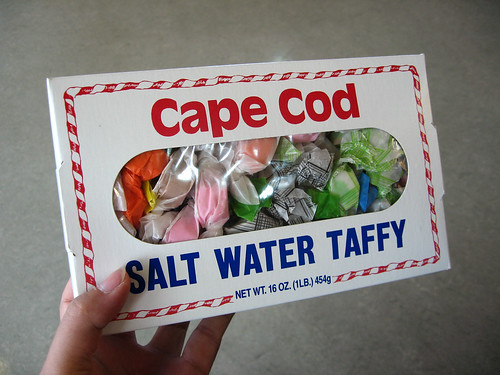 Cape Cod Salt Water Taffy