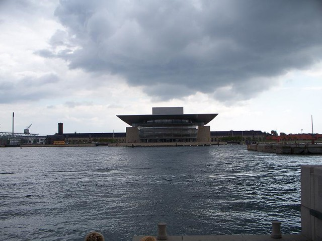 Copenhagen - New Opera