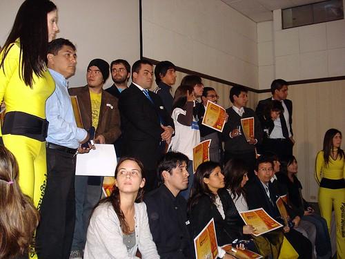 Evento organizado por A1.Perú. Click para ver las fotos.