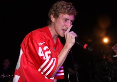 asher roth rocking the mic
