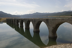 タウシュベツ橋を目指す