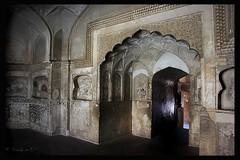 Agra fort palace/prison (Ursula in Aus) Tags: india ancient agra marble agrafort uttarpradesh musammanburj earthasia