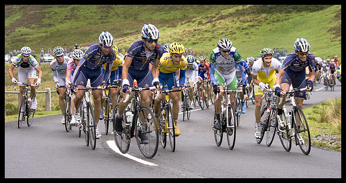 Yellow jersey group