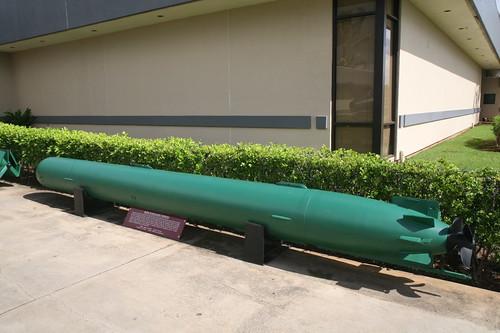 Mark 45 Nuclear Torpedo