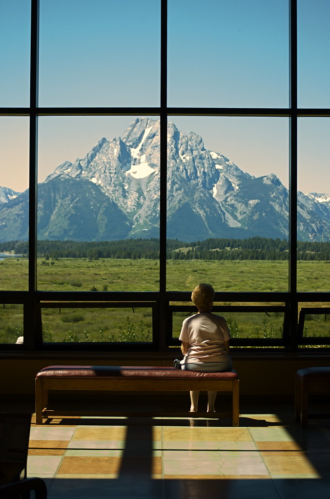 Tetons & Viewer