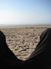 England 2 097 (mudl) Tags: ocean beach swansea sand crotch jeans cody