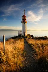 Sheringham Point Lighthouse (Bryn Tassell) Tags: sunset sky lighthouse canada west clouds landscape coast bc britishcolumbia vancouverisland sheringham sherly bryntassellca bryntassell sheringhampointlighthouse