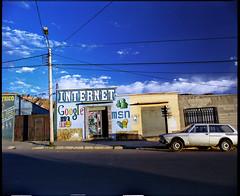 Café Internet Bolivia