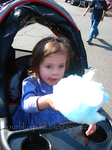 First Cotton Candy