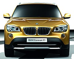 BMW X1 Concept pic