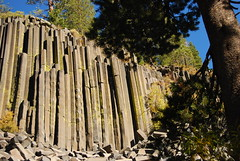 The postpile - another awesome shot