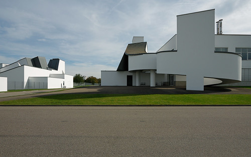 Vitra Factory, Weil am Rhein | Design Verner Panton | powered by tagwerc