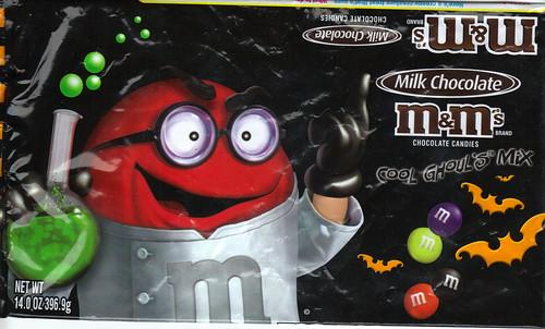 mms plain halloween 2008 package - Mms Halloween