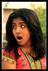 shocked! (Archana Ramaswamy) Tags: yawn surprise shock cousin ramaswamy archana dementa archanaramaswamy