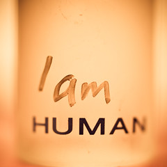 I am Human (Khaled A.K) Tags: orange macro photography surreal human adobe rights conceptual khaled lightroom iamhuman kashkari