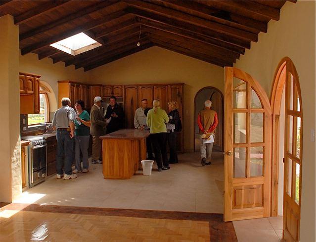essential-oil-house interior