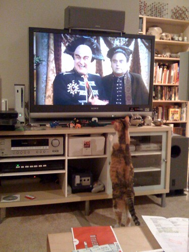 Skagit watches Babylon 5