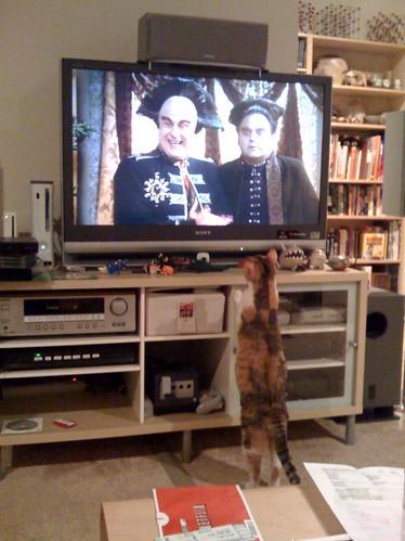 Skagit watches Babylon 5