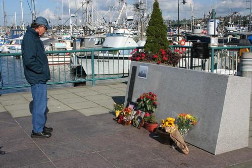 Katmai memorial