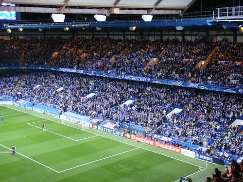 Hinchada del Chelsea