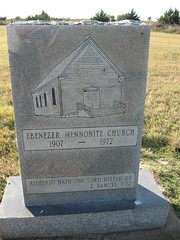Ebenezer Mennonite Church - Cemetery