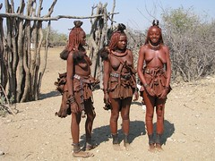 Namibia (mmflickr65) Tags: africa people african culture tribal safari afrika tribe ethnic namibia tribo himba afrique ethnology tribu namibie tribus ethnie