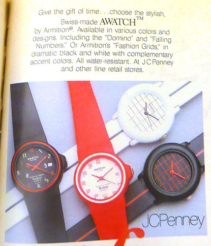 Awatch December 1985 by LauraMoncur from Flickr