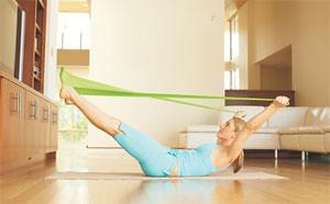 6 Pilates Power Moves: Double Leg X (parte3)