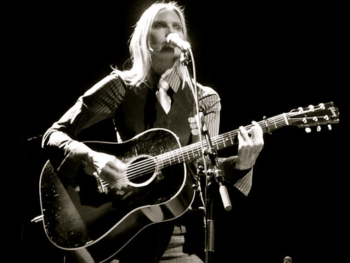Aimee Mann - Live à La Cigale - 31 Octobre 2008