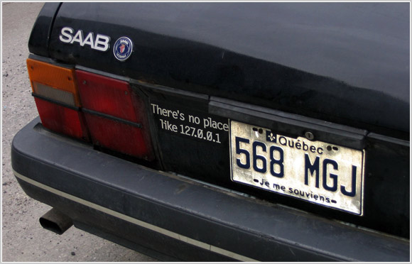 A Gallery Of Extremely Geeky Bumper Stickers Pingdom Royal