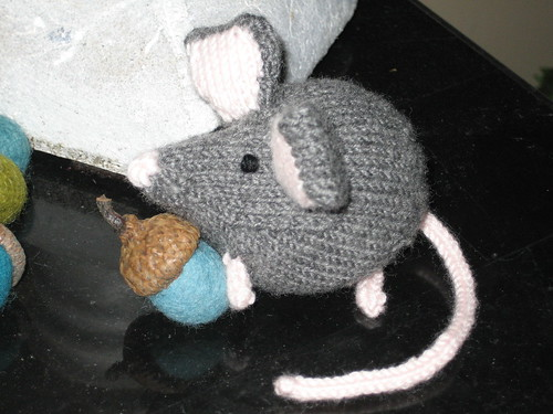 Mousie by you.