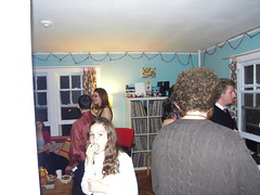 party. (stephiblu) Tags: november autumn party guests fun nj montclair 2008 autumnball autumnball2008 tichenortichenors