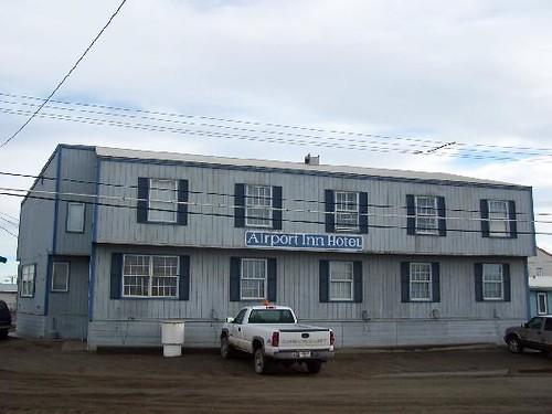 Airport Inn, Barrow, Alaska