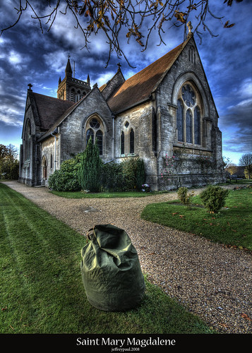 HDR Church