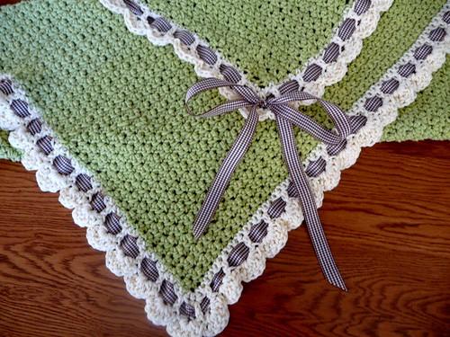 Tiramisu Blanket Crochet Crochet