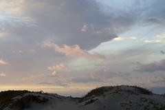 High & Low (wanderingnome) Tags: california november sunset 15fav usa beach harbor sand unitedstates dunes ventura venturacounty canondigitalrebelxt ©wanderingnomez ef50mmf25compactmacrolens