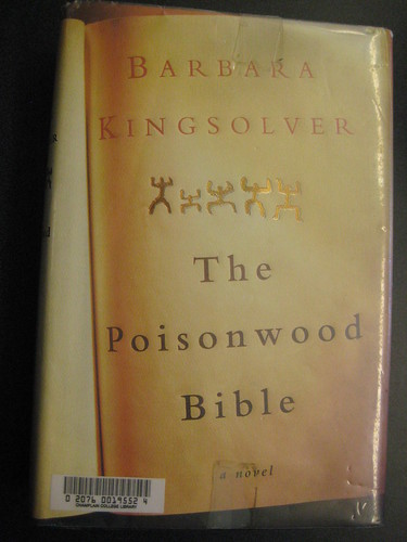 literary analysis essay poisonwood bible For english, i have to write a literary analysis essay on one of the following topics: characters, theme, setting, or plot any suggestions on what to write.