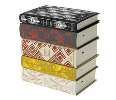 Spines, books 610 (Penguin Books UK) Tags: design books literature classics bookdesign coverdesign coraliebickfordsmith