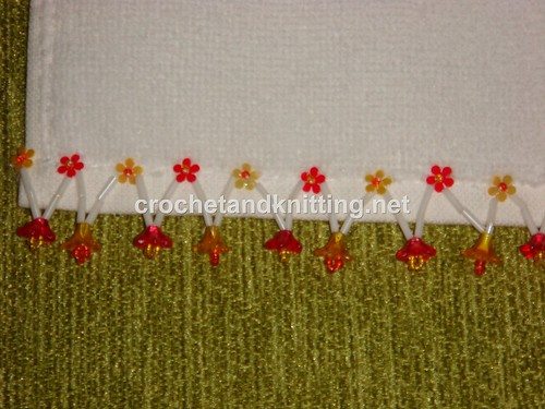 Lace Towel Edging patterns