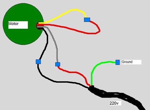 110 Electric Motor Wiring Diagram | Wiring Diagram on 110v motor starter wiring diagram, hvac fan motor wiring, a squirrel cage motor wiring, logan metal lathe motor wiring, 6 pole motor wiring,