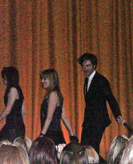 Twilight Premiere Robert Pattinson by Cordelia Stars
