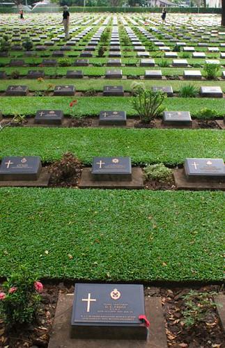 Kanchanaburi War Cemetery 5