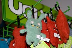 mini moxy (Geekanerd) Tags: nyc giantrobot toy design uglydoll uglycon geekanerd uglycon3