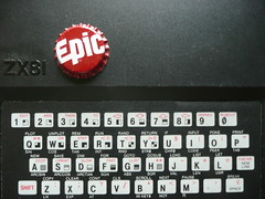 Epic vs ZX81