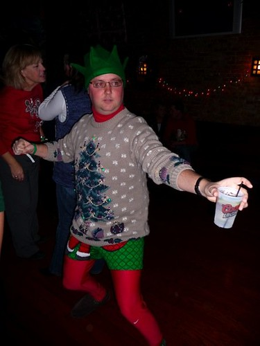Ugly Christmas Sweater Party '08 (17)
