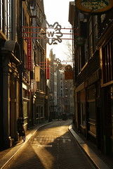 De Wallen am Morgen