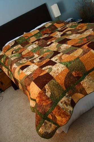 Grandma Katy's quilt