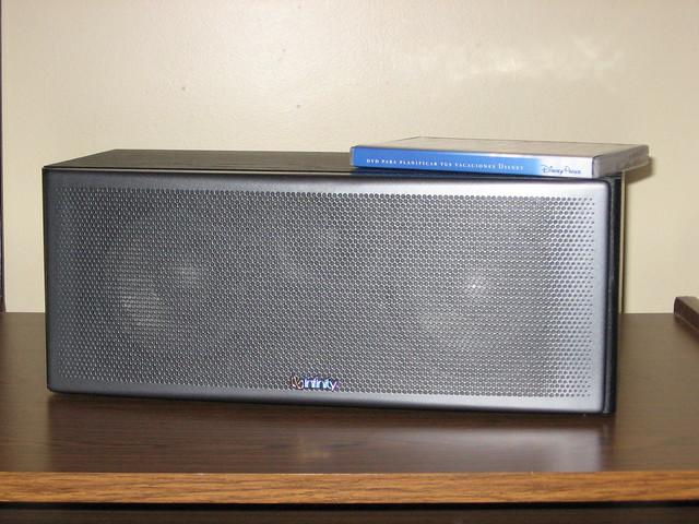 Infinity Beta C250 Center Channel Speaker - Like New by raulsanchez1971