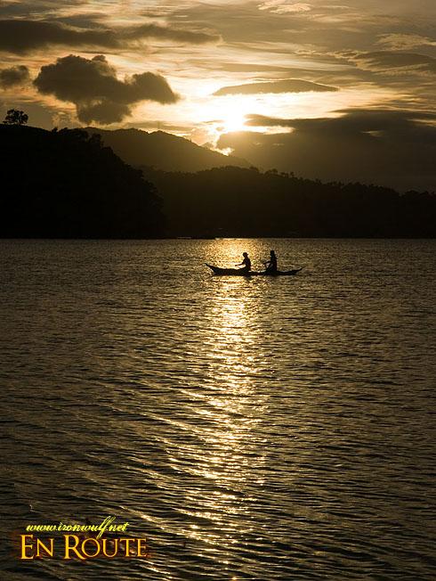 Boquete Twilight Boat
