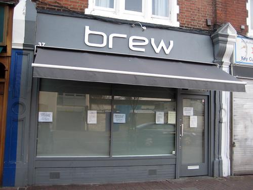 Brew closing